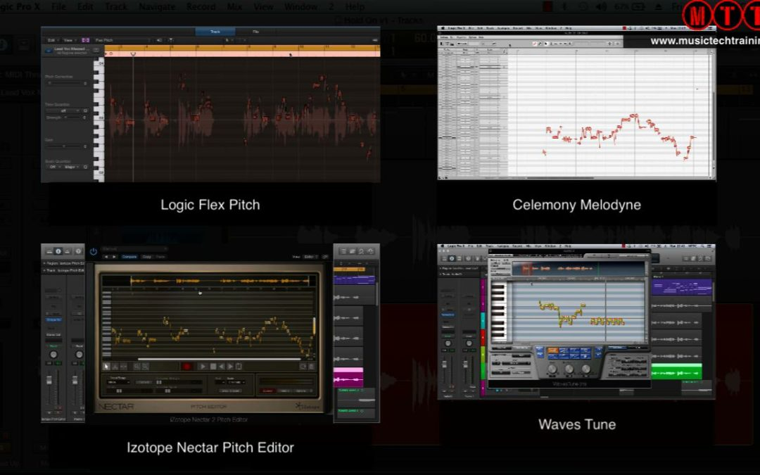 Best Vocal Tuning Plug-ins