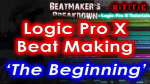 How to Make an R&B Beat in Logic Pro X