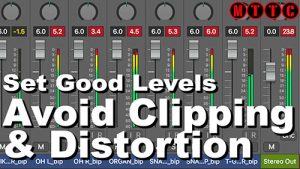 Clipping and Distortion